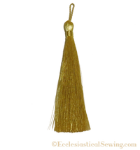 Gold Tassels on Sale | Gold Church Tassels | Church Trims and Notions Collection