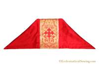 Chalice Veil in the Saint Gregory the Great Ecclesiastical Collection