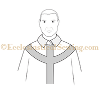 Amice Vestment Patterns | Stole and Vestment Patterns for Clergy