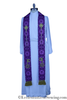 City of David Clergy Stole (All Colors) | Pastoral, Priest, or Deacon Stoles