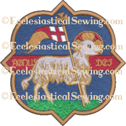 Pugin--Religious Machine Embroidery File