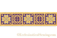 "Pugin Orphrey 3"" Trim"