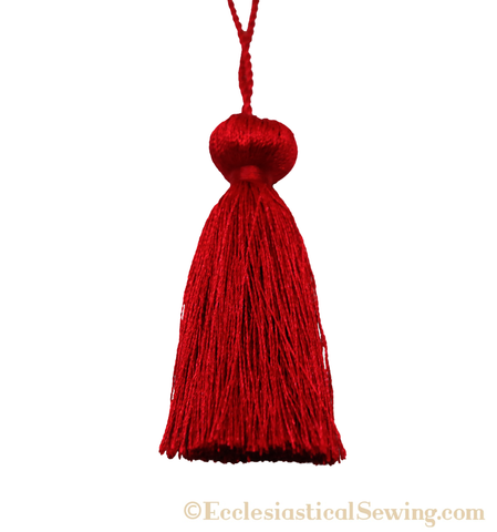 "3"" Tassel for Pastoral Stole Ends"