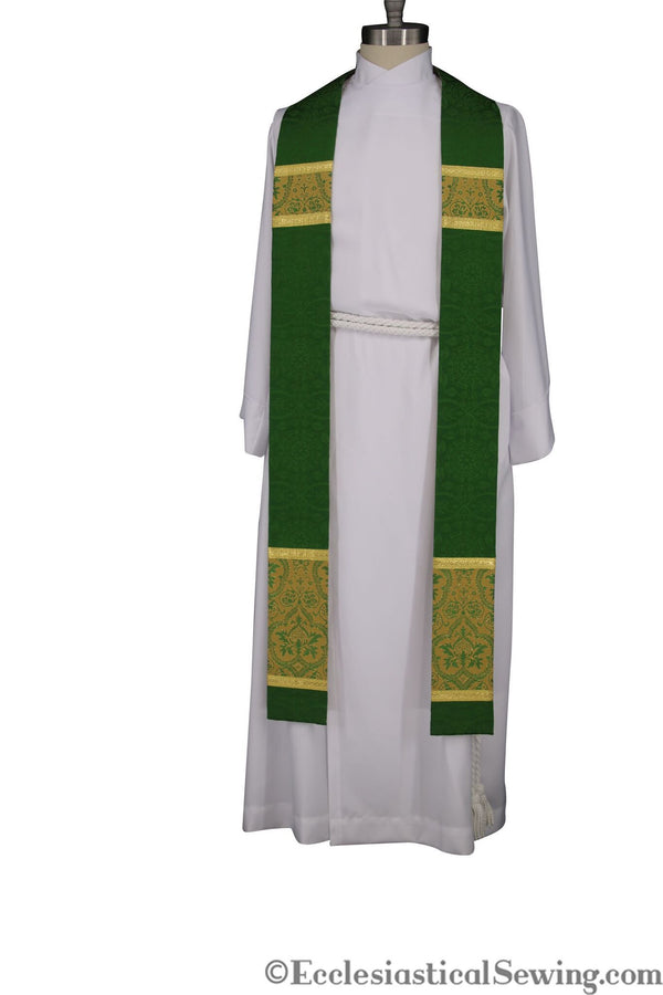 Stole | in the Saint Michael Ecclesiastical Collection