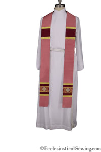 Stole in the Saint Ignatius of Antioch Ecclesiastical Collection (QS)