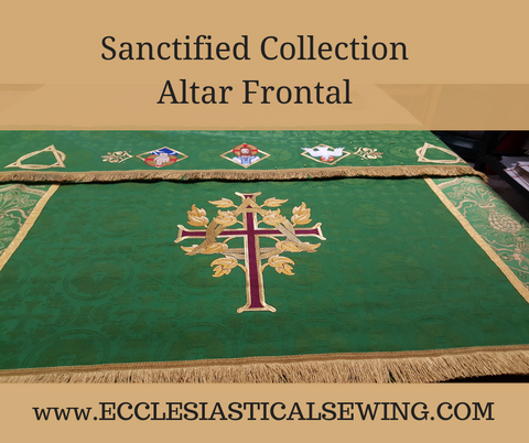 Sanctified Collection of Church Vestments