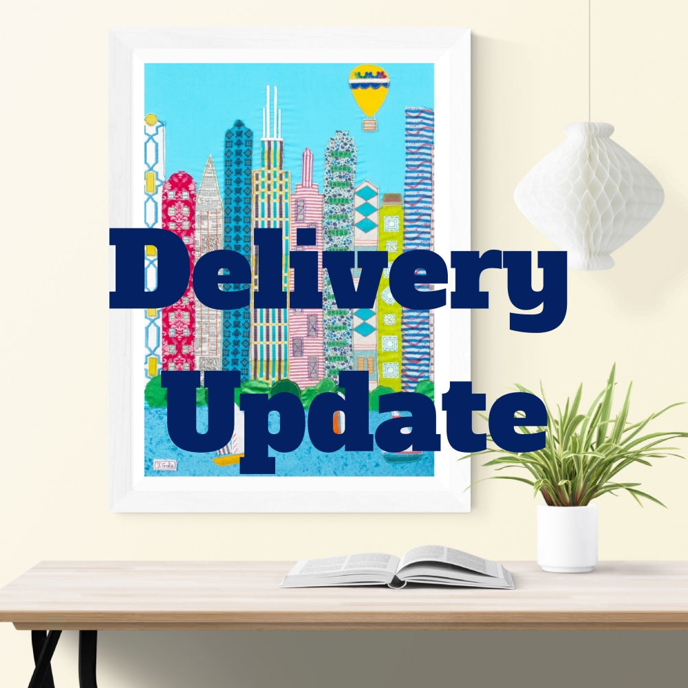 Delivery Update!