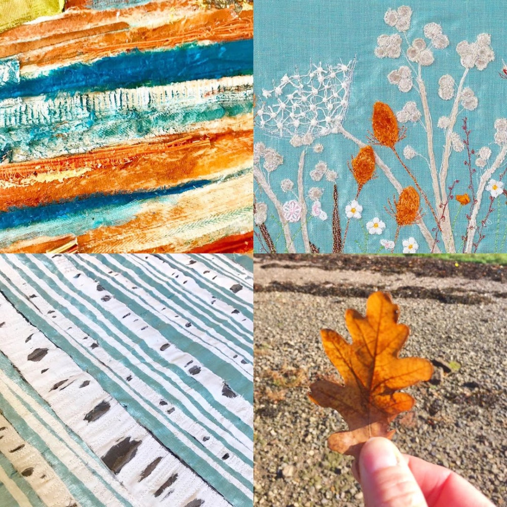 September montage by Jackie Gale