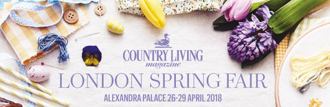 Country Living Spring Fair 2018