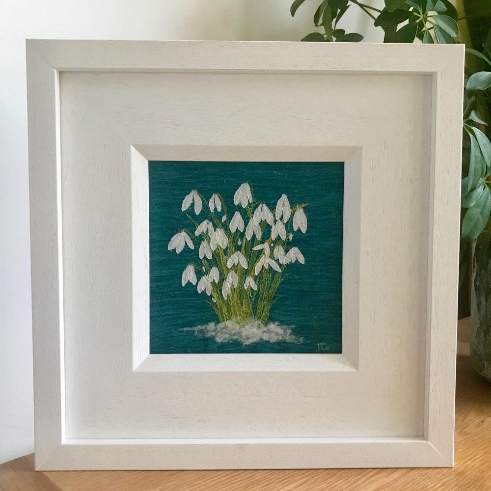 Snowdrops by Jackie Gale