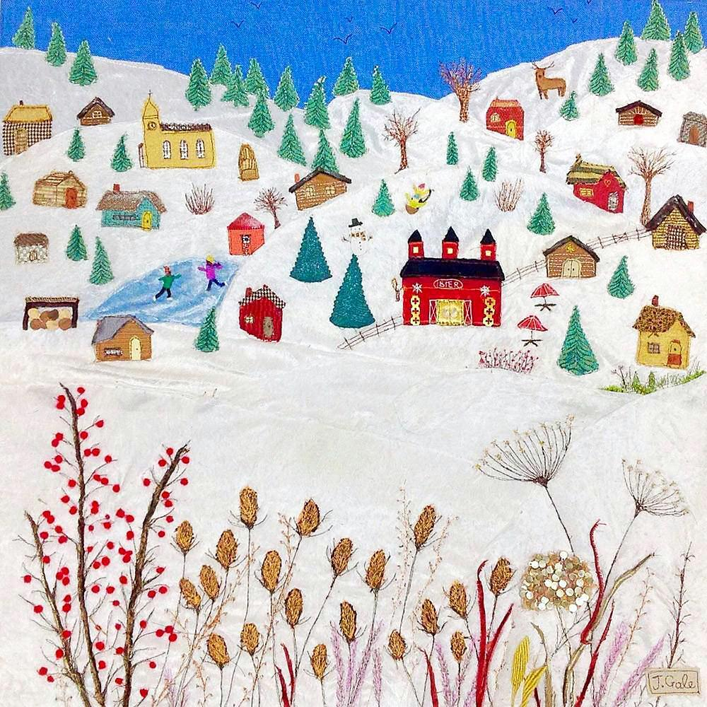 Winter Wonderland by Jackie Gale
