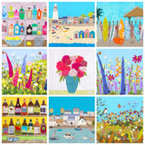 Greeting Cards - Jackie Gale Textile Art, Devon