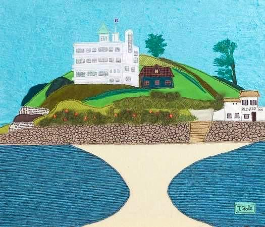 Burgh Island - Art Print (Limited Edition)