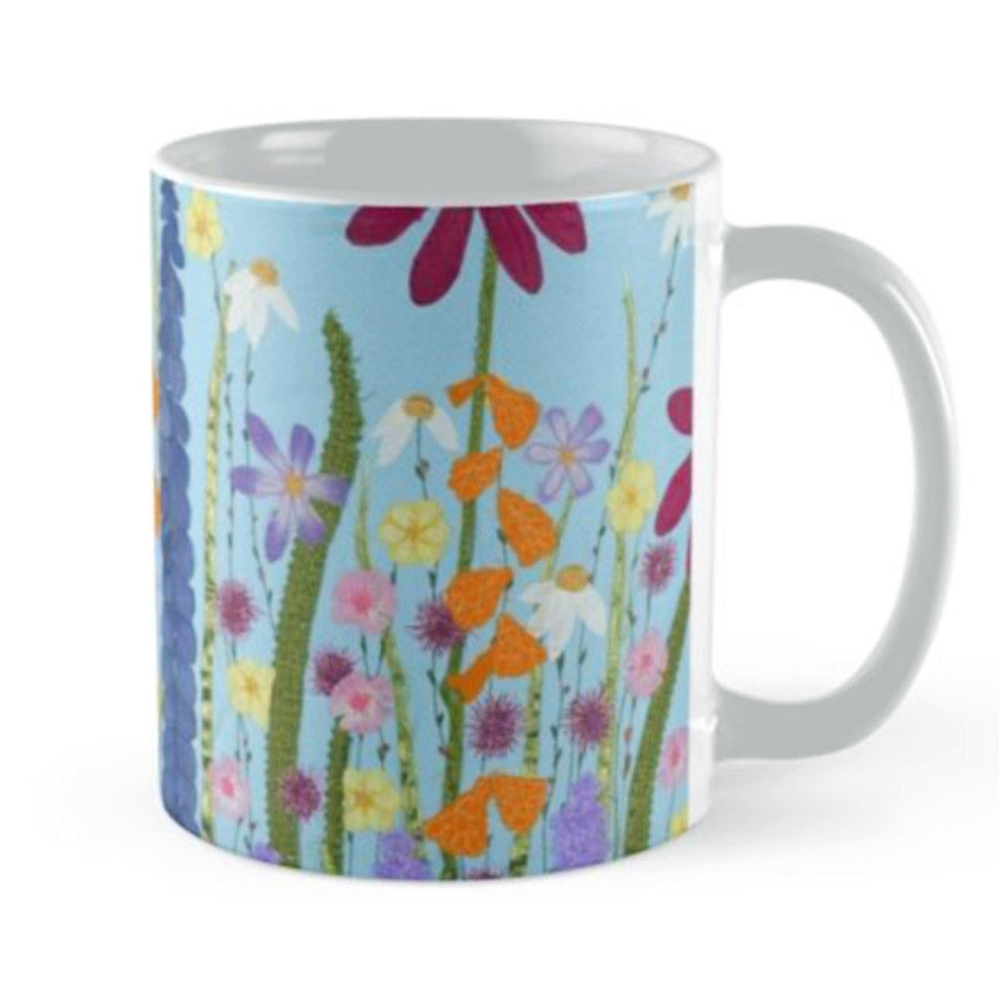 Dizzy Heights Ceramic Mug