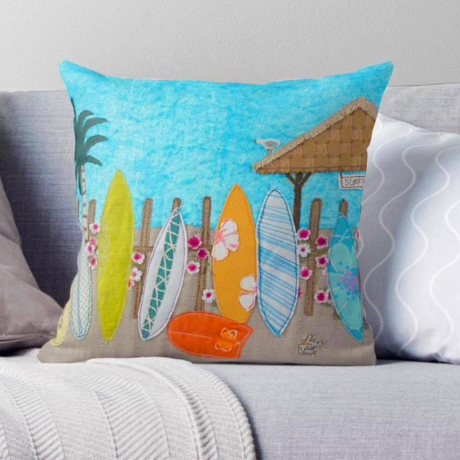 Surfboard Cushion