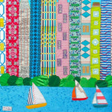 Chicago Textile Art - Original Work by Textile Artist, Jackie Gale