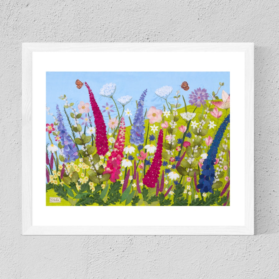 Wild Summer - Art Print (Limited Edition)