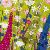 Wild Summer Fine Detail Of Art By Jackie Gale