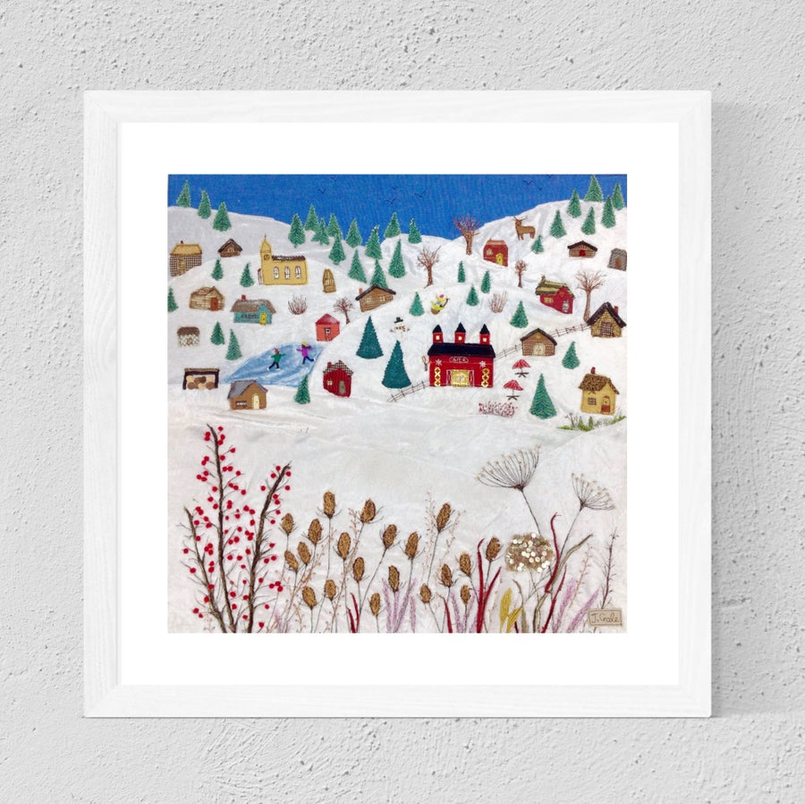 Winter Wonderland - Art Print (Limited Edition)