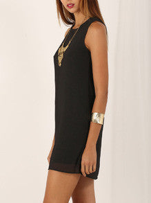 Little Black Dress Casual Shift Dress