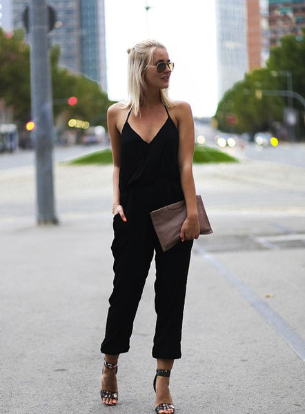 Loose Fit Jumpsuit