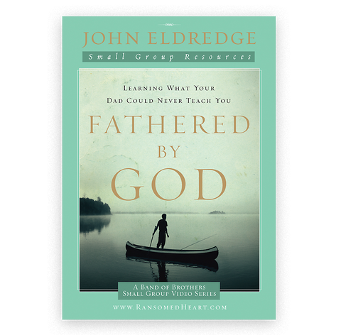 Fathered By God Participant's Guide eBook