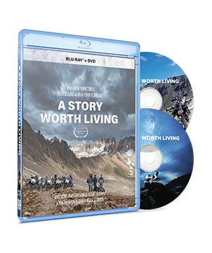 A Story Worth Living (BLUE-RAY/DVD)