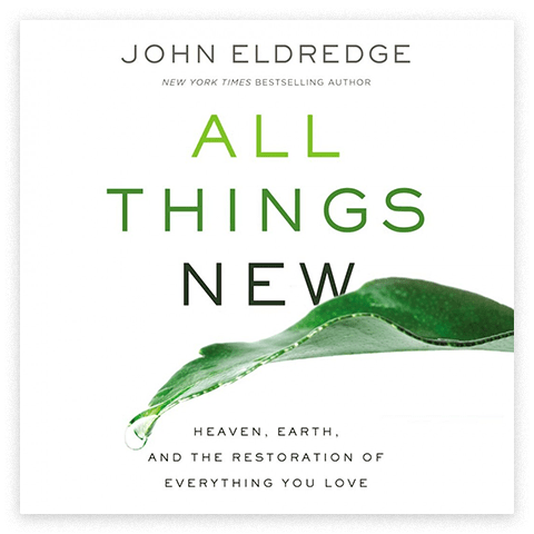 All Things New Audio Book (CDs)