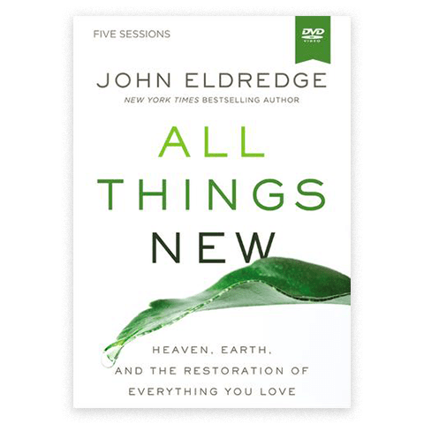 All Things New Video Study (DVD)