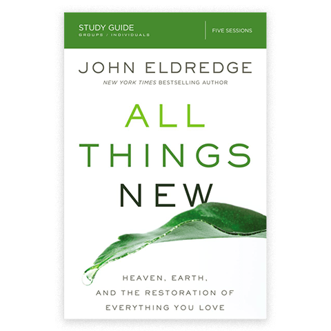 All Things New Study Guide (PAPERBACK)