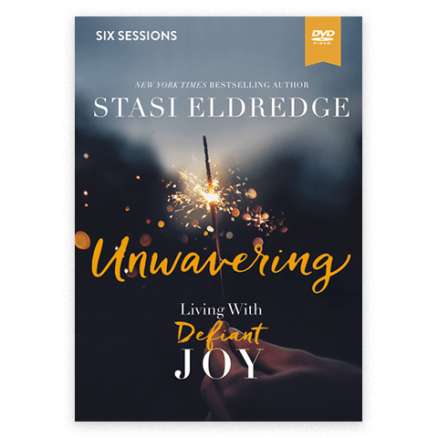 Unwavering: The Defiant Joy Video Series - DVD