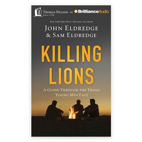 Killing Lions Audio Book (DOWNLOAD)
