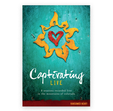Captivating Live DVD