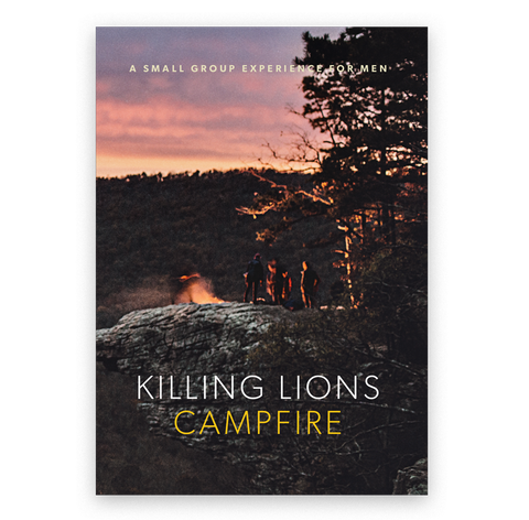 Killing Lions Campfire DVD