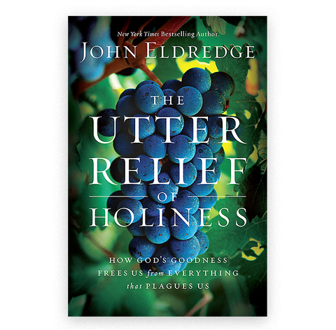 Utter Relief of Holiness - Audio Book