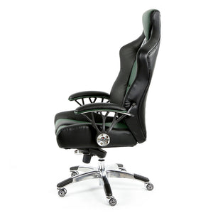 ProMech Racing Speed-998 Office Racing Chair British Racing Green