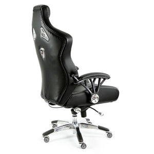ProMech Racing Speed-998 Office Racing Chair Onyx Black