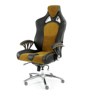 ProMech Racing Speed-998 Office Racing Chair Mustard