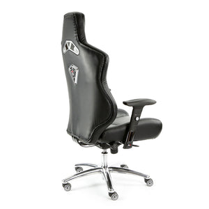 ProMech Racing GT-992 Executive Office Racing Chair Daytona Grey (PU)