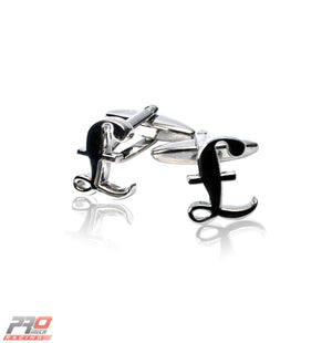 ProMech Racing Pound Sign Cufflinks Giftbox Racing Sound Box Set