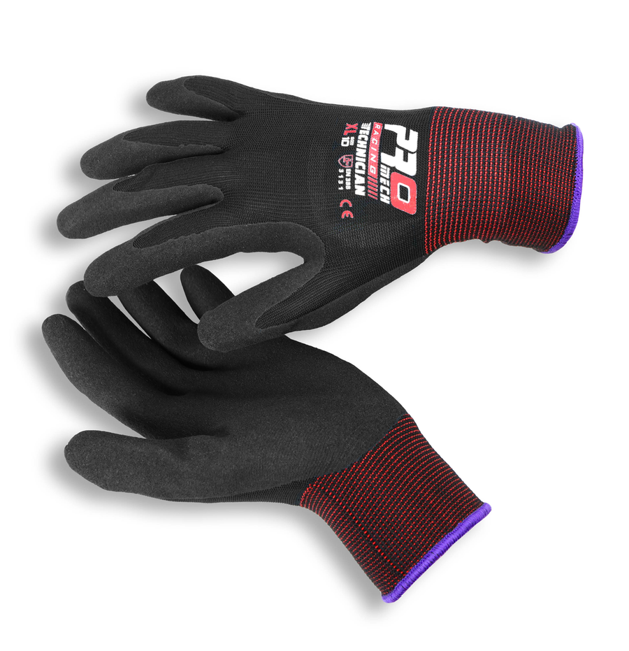 Promech Racing Technician Gloves - Size 10 (XL)