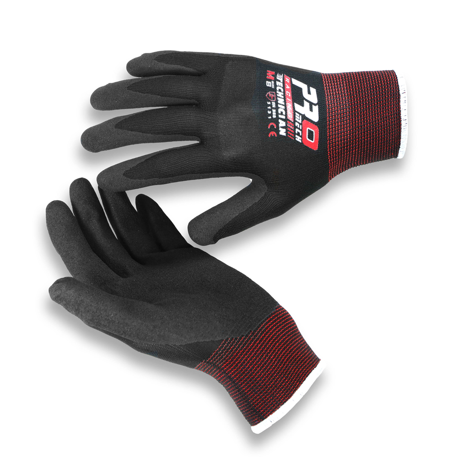Promech Racing Technician Gloves - Size 8 (M)