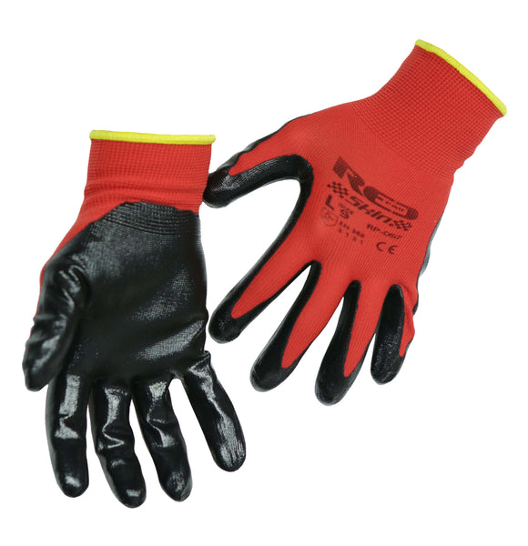 Nitrile Second Skin Workshop Gloves