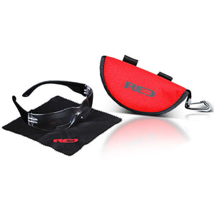 Red Pro Tools Bi-focal Safety Glasses Magnifications