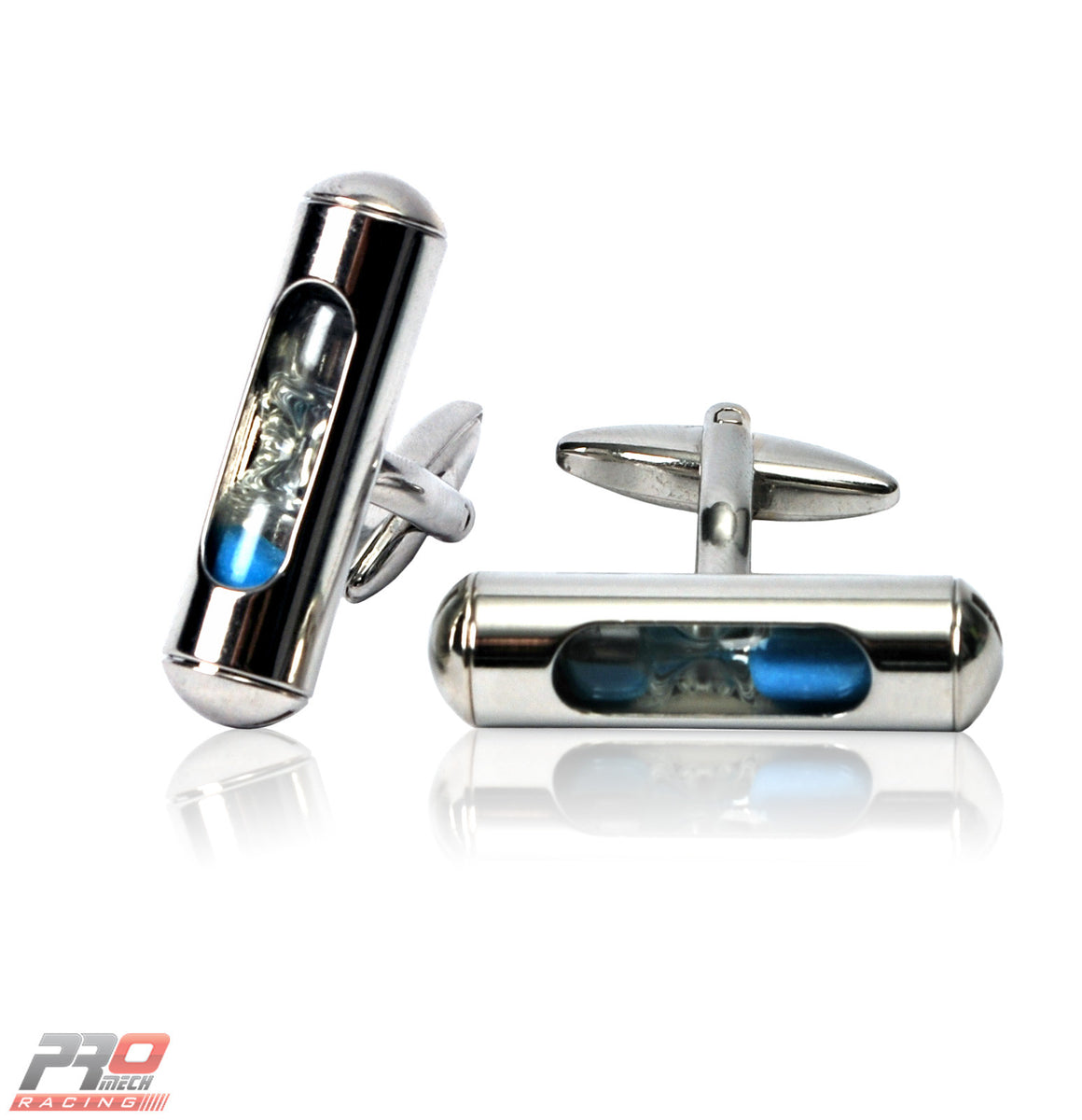 ProMech Racing Sands of Time Cufflinks Giftbox Set