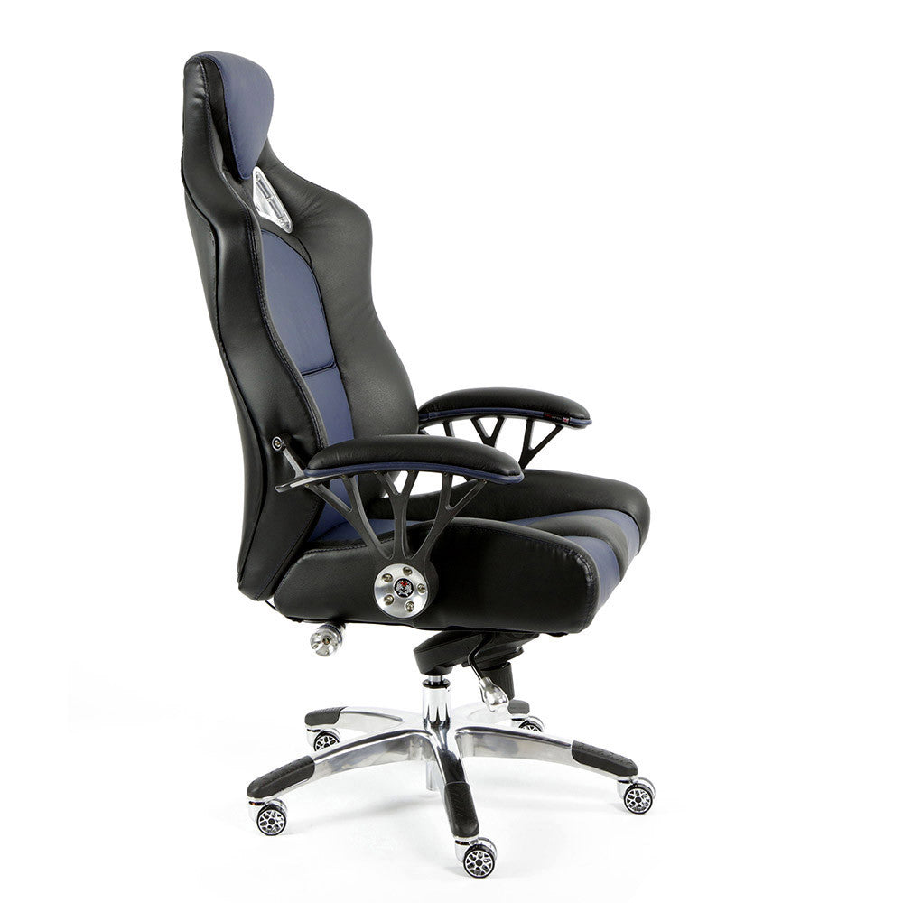 Promech Racing Speed 998 Office Racing Chair Imperial Blue