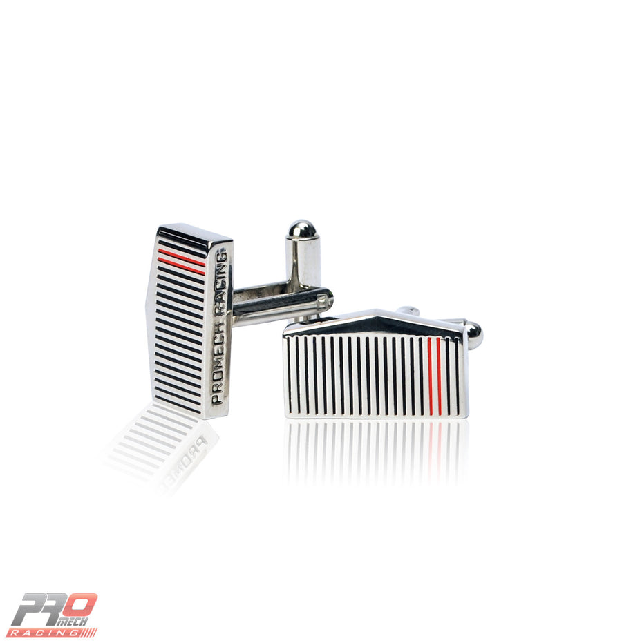 Promech Racing Prestige Grill Cufflinks Giftbox Set Racing Sound Box