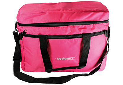 Chris Christensen Pink Grooming Bag