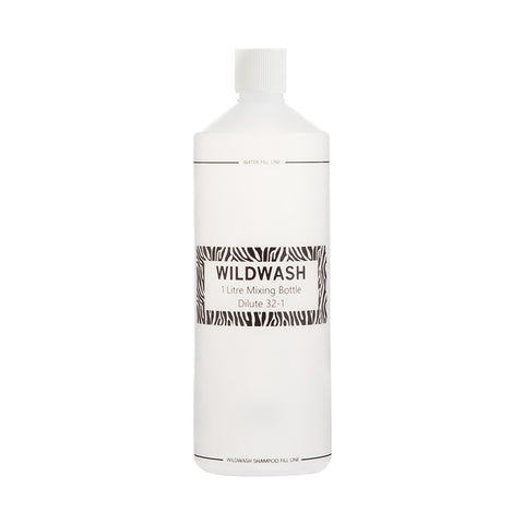 WildWash Mixing Bottle 1 litre