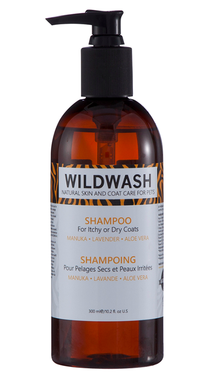 WildWash Shampoo for Itch/Dry Coat